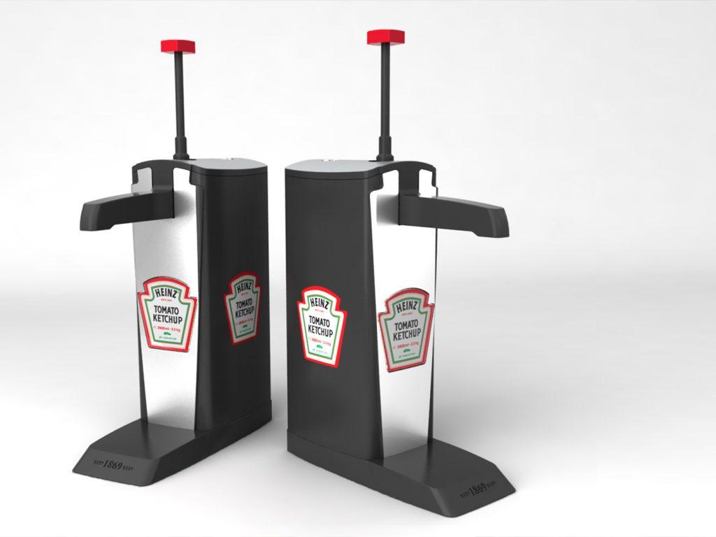 Ketchup Dispenser Pump Uk Automatic Soap